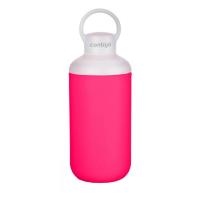 Бутылка для воды Tranquil 590 мл, розовая