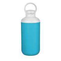 Бутылка для воды Tranquil 590 мл, голубая