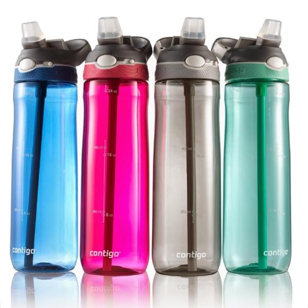 Бутылка для воды Ashland 720 мл, розовая