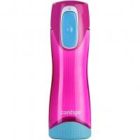 Бутылка для воды Contigo Swish, розовая