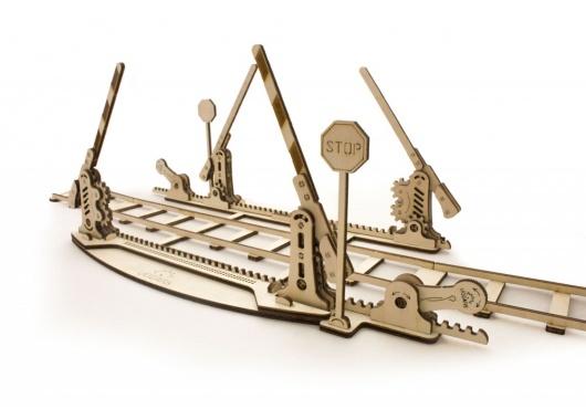 Механический 3D-пазл UGears  Переезд