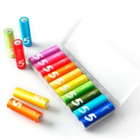 Батарейки Xiaomi Rainbow типа AA