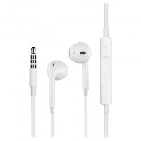 Наушники Apple EarPods Headphone Plug для iPhone/iPad/iPod c разъемом Jack 3,5 мм (MNHF2ZM/A)