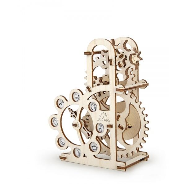 Механический 3D-пазл UGears Силомер