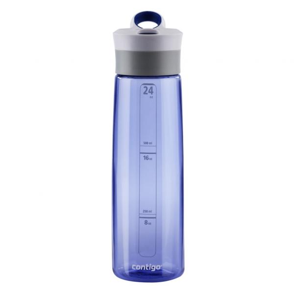 Бутылка для воды Contigo Grace, синяя