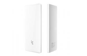 Внешний аккумулятор Power Bank LeTV LeUPB-501T 5000 mAh, белый