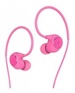 Наушники LeEco Reverse In-Ear Headphones, розовые