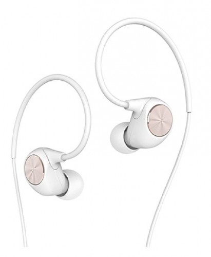Наушники LeEco Reverse In-Ear Headphones, белые