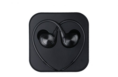Наушники LeEco Reverse In-Ear Headphones, черные