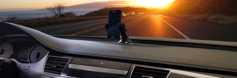 Держатель автомобильный Onetto One Touch Mini на торпеду