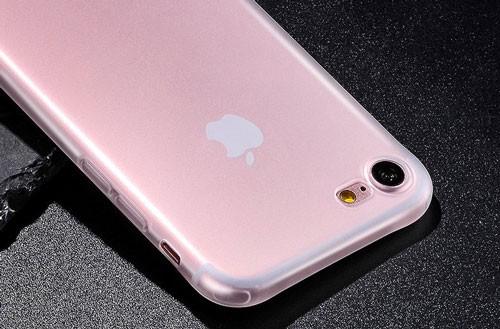 Чехол силиконовый Hoco Light Series TPU для Apple iPhone 7, прозрачный
