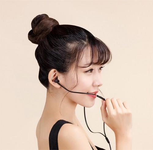 Наушники Xiaomi Piston Basic Edition, фиолетовые