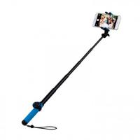 Комплект монопод и трипод Momax Selfie Hero Selfie Pod 100 см (KMS7), черно-синий