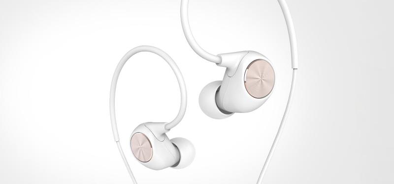 Наушники LeEco Reverse In-Ear Headphones, белые