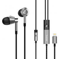 Наушники 1MORE E1001-L Triple Driver Lightning In-Ear Headphones, серые