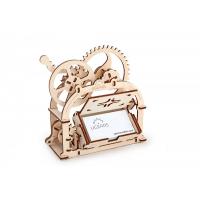 Механический 3D-пазл UGears Шкатулка