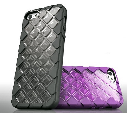 Чехол  Musubo Diamond для Iphone 5/5S/5SE, черный