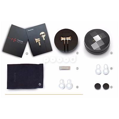 Наушники 1MORE EO320 Single Driver In-Ear EarPods Headphones, серые