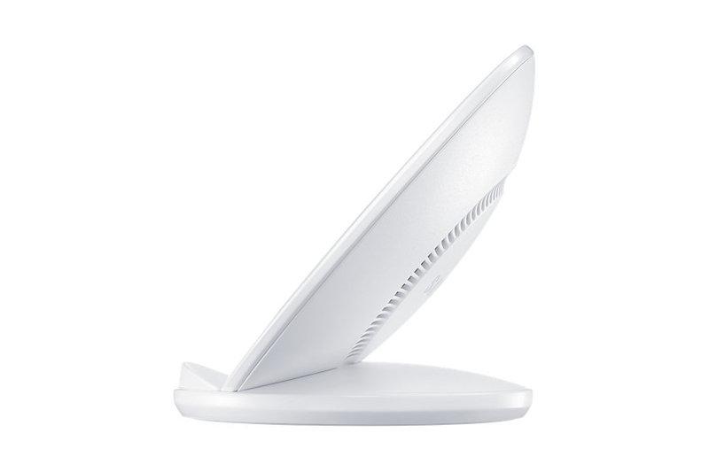 Беспроводное зарядное устройство Samsung EP-NG930 с поддержкой Fast Charge, белое