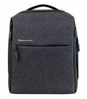 Рюкзак Xiaomi Mi Minimalist Backpack Urban Life Style, темно-серый