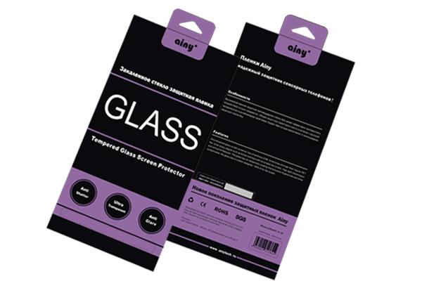 Защитное стекло Ainy для Apple iPhone 6 Plus/6S Plus 0.33мм, матовое
