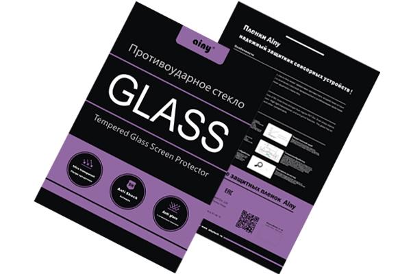 "Защитное стекло Ainy GLASS для Apple iPad Air/Air 2 /Pro 9.7"""