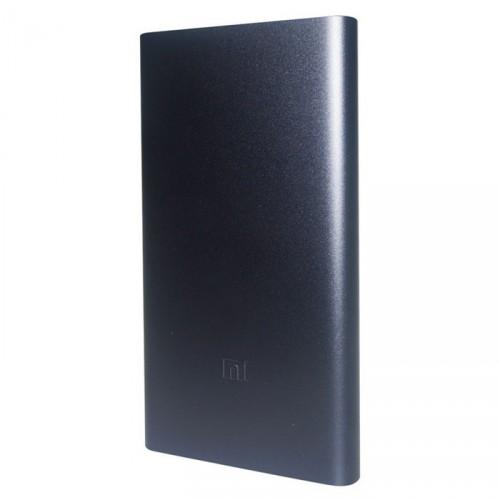Аккумулятор внешний универсальный Power Bank Xiaomi Mi Power 2 10000 mAh с поддержкой Quick Charge 2.0, черный PLM02ZM