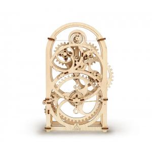 Механический 3D-пазл UGears Таймер-секундомер на 20 минут