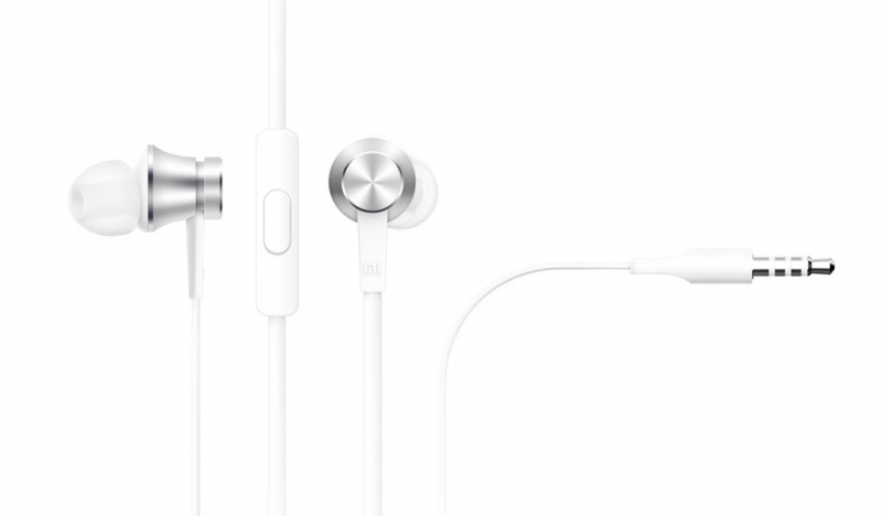 Наушники Xiaomi Piston Basic Edition, белые
