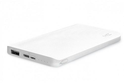 Аккумулятор внешний универсальный Power Bank Xiaomi Mi ZMI 10000 mAh,