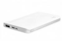 Внешний аккумулятор Power Bank Xiaomi Mi ZMI 10000 mAh QB810, белый